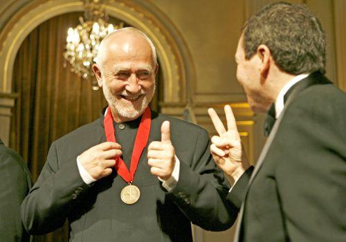 Argentyna/ Szwajcarski architekt Peter Zumthor odebrał nagrodę Pritzkera