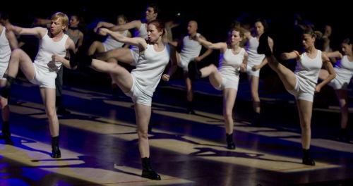 """Spektakl """"Marat/Sade"""" w reżyserii Mai Kleczewskiej w Narodowym"""