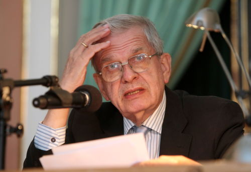 Venclova: wielokulturowe Wilno skarbem i wzorem dla UE