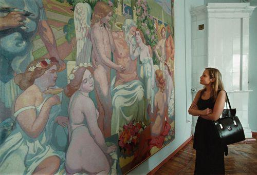 Rosja/ Miedwiediew otworzy w Amsterdamie filię Ermitażu