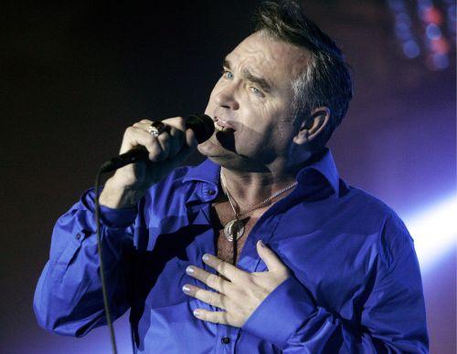 Morrissey po raz pierwszy w Polsce