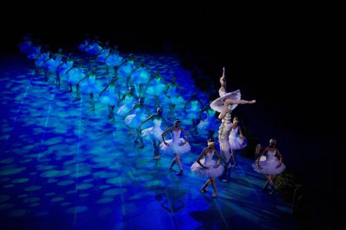 Kuba/ Royal Ballet po raz pierwszy w Hawanie