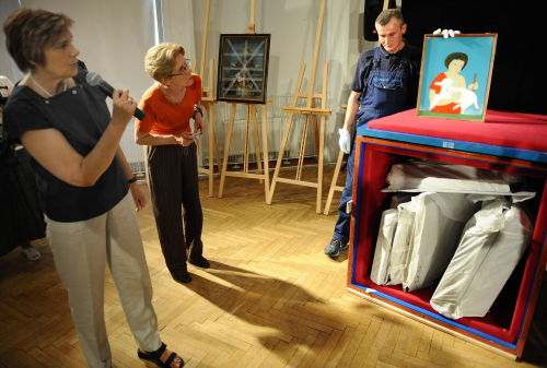 Dzieła z kolekcji Zimmerera trafiły do Muzeum Etnograficznego