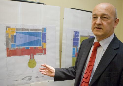 Modernizacja warszawskiego kina Iluzjon – do końca 2011 r.