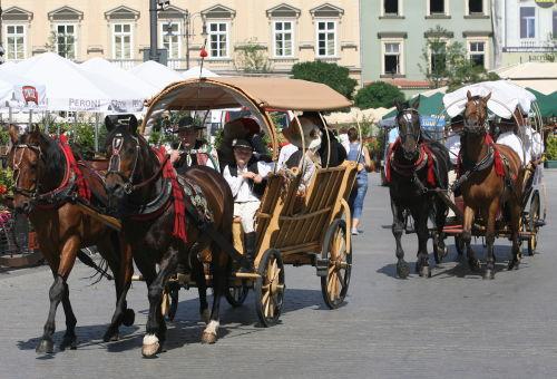 Z Krakowa do Zakopanego wyruszyły fasiągi w sentymentalną podróż