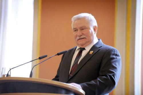 Włochy/ Wałęsa odebrał nagrodę festiwalu kultury Mittelfest