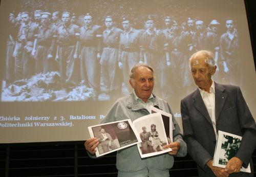 Warszawa okresu wojny w obiektywie podziemnych fotografów