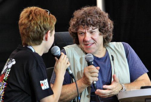 Lang: Woodstock może zmienić świat