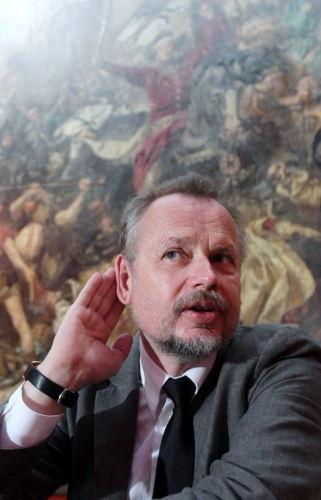 Piotrowski rozpoczął pracę w Muzeum Narodowym w Warszawie