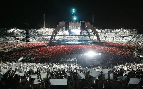 Bono o koncercie na StadionieŚląskim: noc, której nie da się zapomnieć