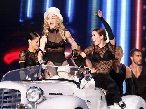 Odliczanie do koncertu Madonny