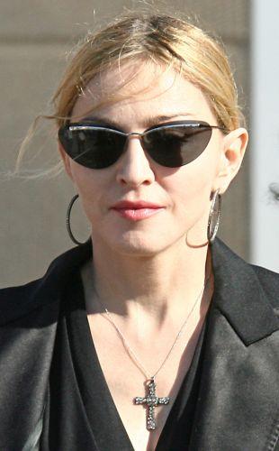 Madonna zamierza zwiedzić niemiecki obóz Auschwitz