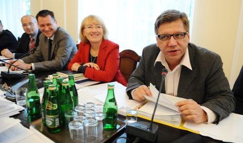 Sejmowa komisja za odrzuceniem sprawozdania KRRiT