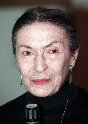 Grodzieńska, pierwsza dama polskiego humoru, kończy 95 lat