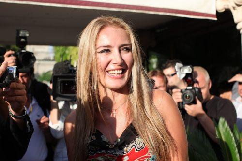 Bohaterka skandalu obyczajowego z udziałem premiera na festiwalu w Wenecji