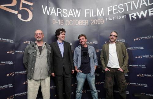 Od 9 października 25. Warszawski Międzynarodowy Festiwal Filmowy