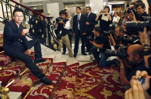 Hiszpania/ Złota Muszla dla filmu chińskiego reżysera