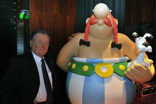 Francuzi świętują 50. urodziny Asteriksa