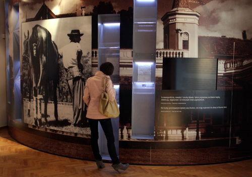 We Wsoli k. Radomia powstało Muzeum Witolda Gombrowicza
