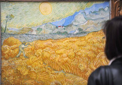 Holandia/ Wszystko o van Goghu