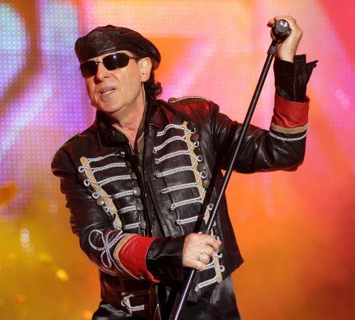 Koncert Scorpions na 50-lecieDomu Tańca i Muzyki w Zabrzu