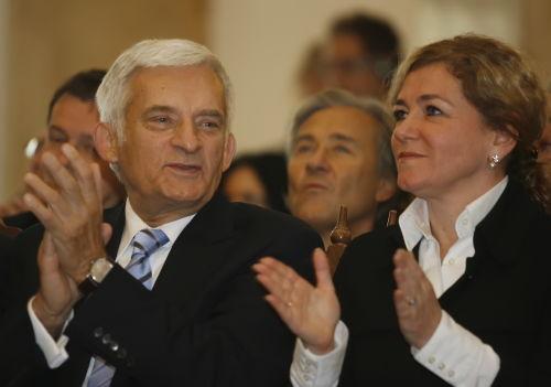 """Jerzy Buzek osobowością roku w konkursie """"Śląskie na 5"""""""