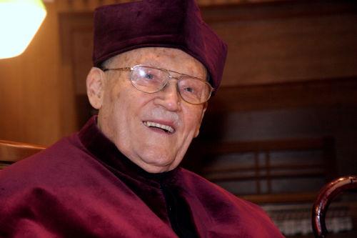 Prof. Stefan Stuligrosz doktorem honoris causa KUL
