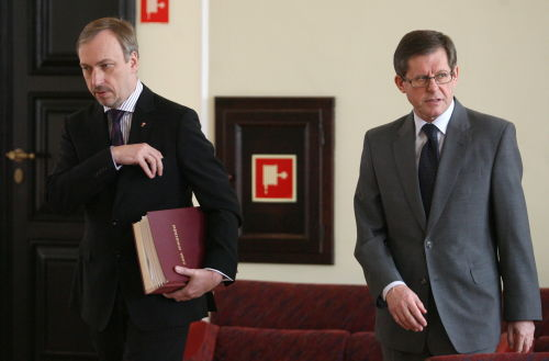 Zdrojewski: nie zabronię aktorom teatralnym występowania w serialach
