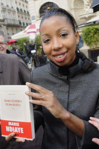 Francja/ Nagroda Goncourtów dla Marii Ndiaye