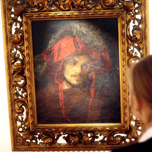 W Krakowie pokazano nieznany obraz, najprawdopodobniej Matejki