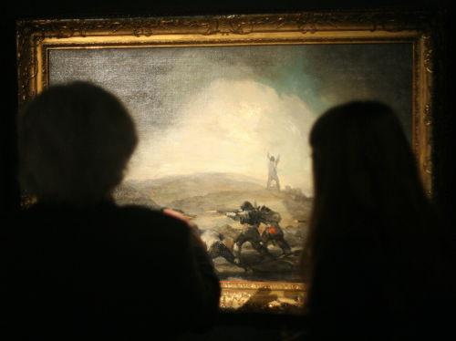 W Krakowie zaprezentowano obraz Goi z muzeum w Budapeszcie