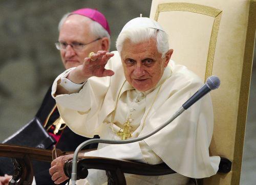 Spotkanie papieża z artystamiw Kaplicy Sykstyńskiej