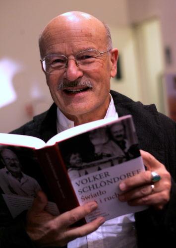 Autobiografia reżysera Volkera Schloendorffa wydana w Polsce