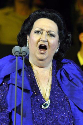 Włochy/ Montserrat Caballe odznaczona przez prezydenta Napolitano