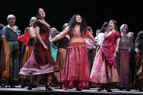 """Włochy/ """"Carmen"""" Bizeta otworzyła nowy sezon w teatrze La Scala"""