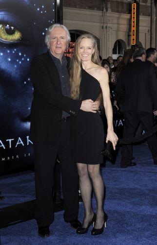 James Cameron otrzymał swoją gwiazdę w Hollywood