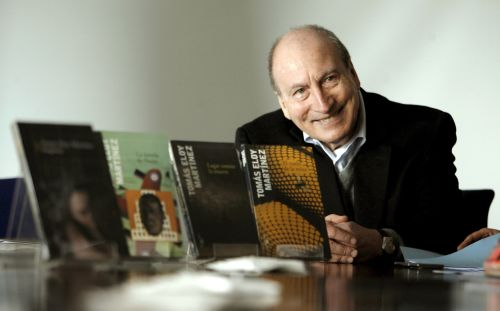 Zmarł argentyński pisarz Tomas Eloy Martinez