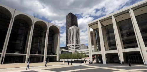 Nowy teatr na dachu Lincoln Centerw USA