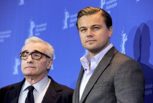 """Scorsese i DiCaprio na premierze """"Wyspy Tajemnic"""""""