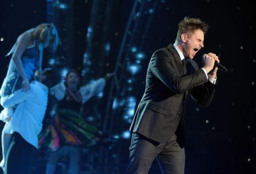 Marcin Mroziński laureatem krajowego finału Eurowizji