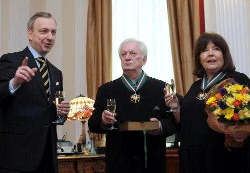 Medale Gloria Artis dla polskich twórców teatru i filmu