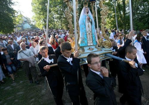 Monumentalny hołd muzyków dla sanktuarium w Kalwarii Zebrzydowskiej
