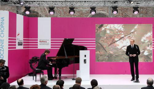 Otwarto Muzeum Fryderyka Chopina w Warszawie