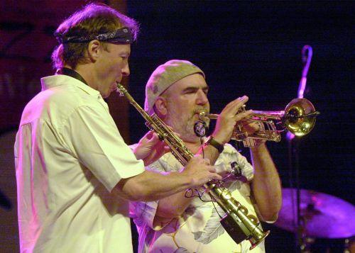 Legendarny trębacz jazzowy Randy Brecker wystąpi w Kaliszu
