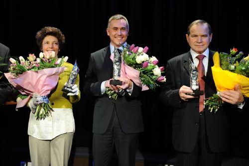 Karpiniuk, N. Rokita i Stefaniuk dostali Srebrne Usta