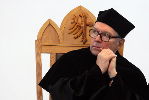 Doktorat h.c. Uniwersytetu Opolskiego dla Krzysztofa Zanussiego