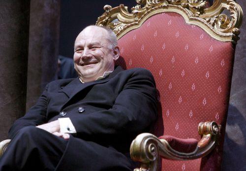 Klaus Maria Brandauer przyjedzie na festiwal filmowy do Wrocławia