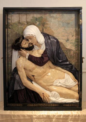 Cenna XVI-wieczna Pieta będzie prezentowana w Górze Kalwarii