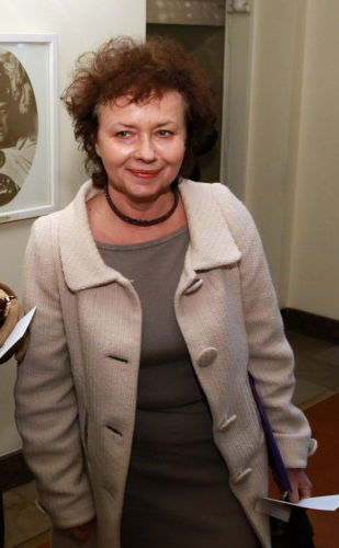 Joanna Szczepkowska rozpoczęła pracę na stanowisku prezesa ZASP