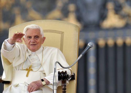 Papież Benedykt XVI jest nominowany do Classical Brit Awards – nagród muzyki klasycznej